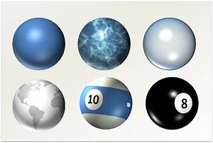 Drawing In Powerpoint  Spheres  Planets And Balls