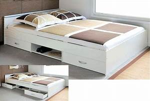 Ikea 140 Bett : bettgestell mit aufbewahrung 140x200 haus design ideen ~ A.2002-acura-tl-radio.info Haus und Dekorationen