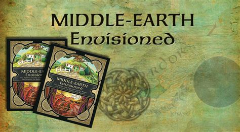 Middle-earth Envisioned give-away contest