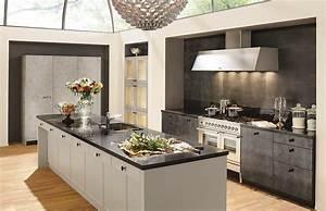 Moderne Küchen 2017 : moderne landhausk chen l form ~ Michelbontemps.com Haus und Dekorationen