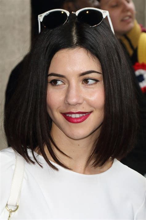 marina diamandis hairstyles hair colors steal  style