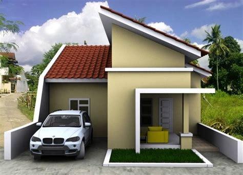 gambar atap rumah minimalis teras samping   rumah