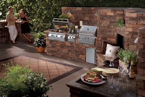 island for kitchens escapes more bbq islands