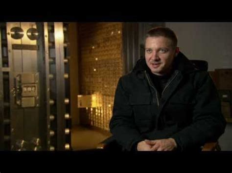 Jeremy Renner Interview For The Town Youtube