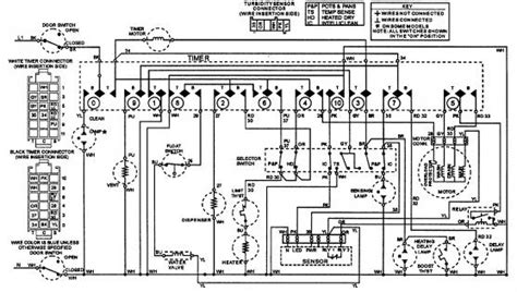 Dishwasher Motors Looking For Wiring Diagram