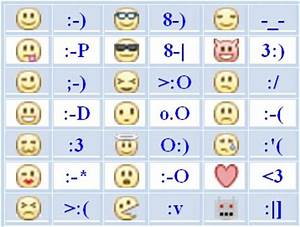 Smiley Faces on Facebook ~ Facebook 25