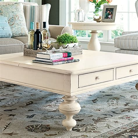 Painted Coffee Tables, Country Coffee Table, Distressed