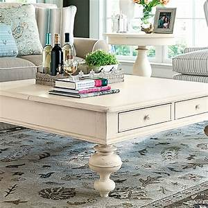 Cottage style living room tables living room for Small cottage coffee table