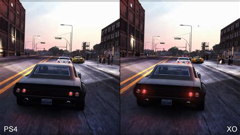 the crew 1 the crew ps4 vs xbox one comparison