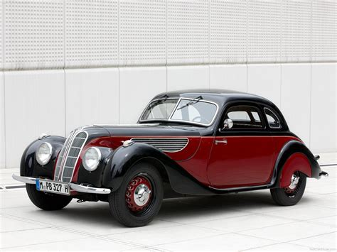BMW 327 Coupe (1937) picture #02, 1600x1200