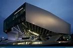 Porsche Museum, Stuttgart, Germany - e-architect