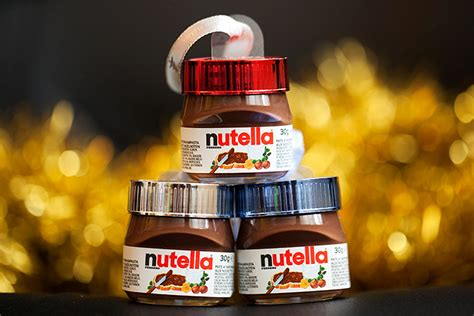 les petits pots de nutella chantent quot jingle bells quot welovebuzz