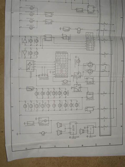 1981 Toyotum Wiring Diagram by 1981 Toyota Truck Wiring Diagram Yotatech Forums