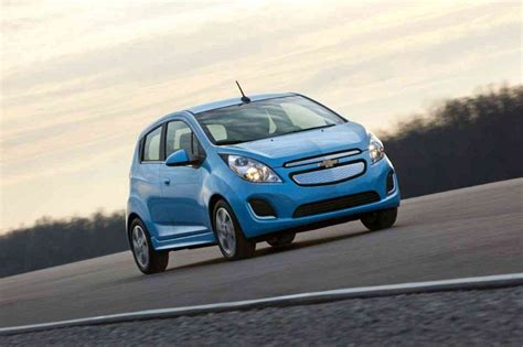 Most Efficient Electric Vehicle by 2014 Chevy Spark Ev Is The Most Efficient U S Retail