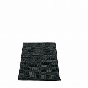 pappelina svea teppich black metallic viele grossen 60 cm With balkon teppich mit tapeten mit metallic effekt