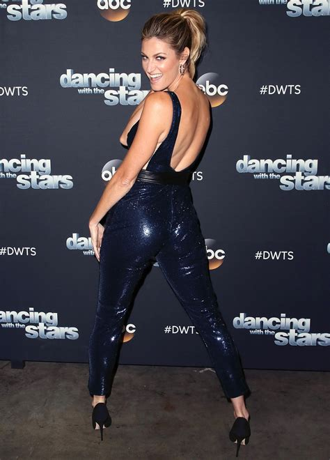 Erin Andrews Wears Sparkly Jumpsuit for Dancing with the ...
