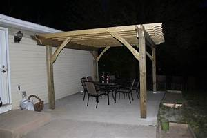 How to Build a Pergola in Two Days on a Budget - Detailed