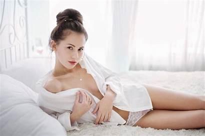 Catherine 500px Maxim Timokhina Maximov Lingerie Beauty