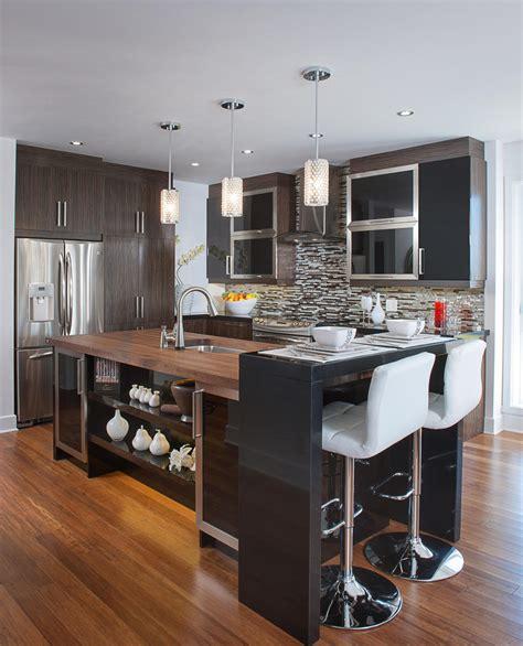 armoire de cuisine boucherville flammeche cuisine thermoplastique bois quartz