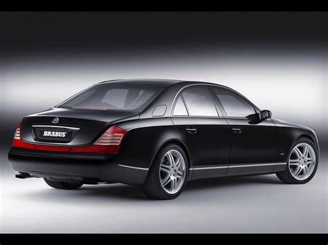 Brabus Maybach Wallpapers by Cars-wallpapers.net