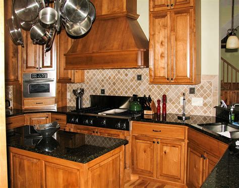 the galley kitchen serpent lake country custom builders 2714