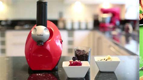 Kitchen Living Frozen Treat Maker by Vonshef Frozen Fruit Dessert Maker