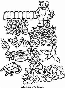 Jardin Dessin Couleur : 33 dessins de coloriage jardin imprimer sur laguerche ~ Melissatoandfro.com Idées de Décoration