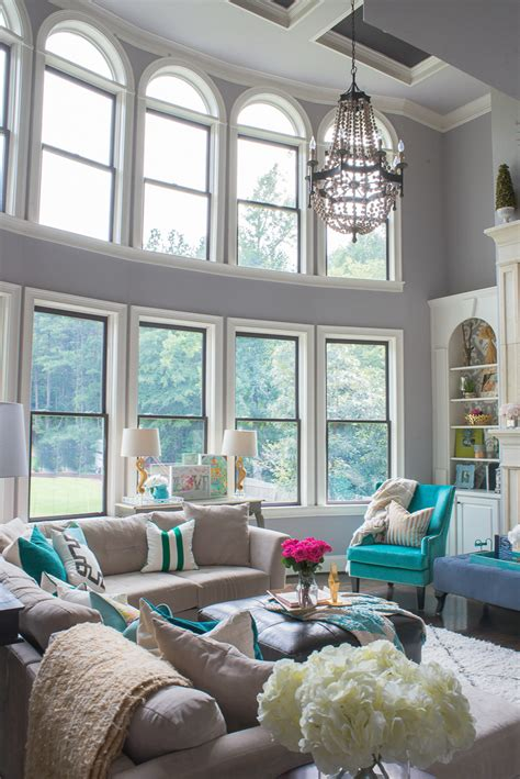 Living Room Colors That Pop by How To Add A Pop Of Color S