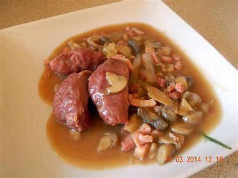 cuisiner les joues de porc recette de joue de porc aux chignons