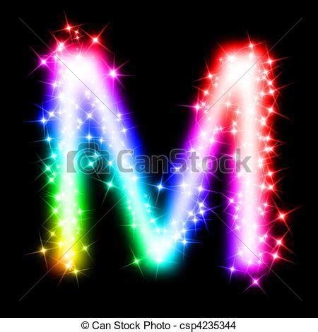 letter   green glitter stock photo  colorful alphabet letter   rendered