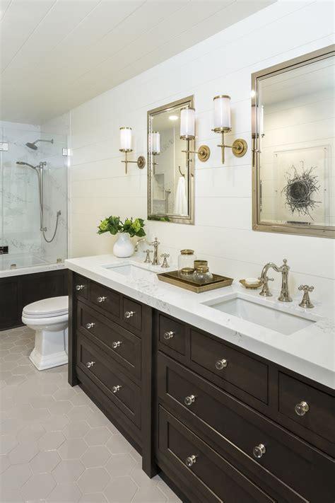 hall bathroom remodel  dark  dull  light