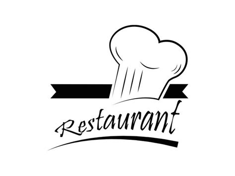 logo cuisine restaurant vector logo element logo restaurant