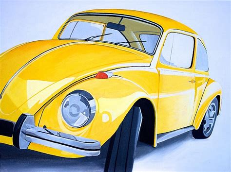 punch buggy car yellow punch buggy yellow by devan gregori