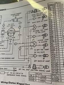 Mopar Tail Light Wire Diagram