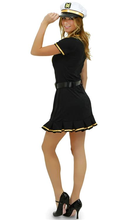 Cruise Ship Captain Costume N8189