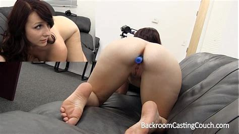 Girl Next Aria Ass Fucked And Creampie On Casting Couch