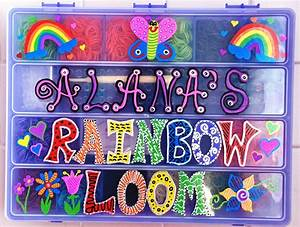 Rainbow Loom Cases Gallery - Allison's Custom Creations