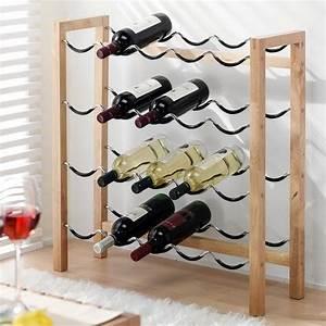 Rangement Bouteille De Vin : quel rangement choisir pour vos bouteilles de vin bricobistro ~ Teatrodelosmanantiales.com Idées de Décoration