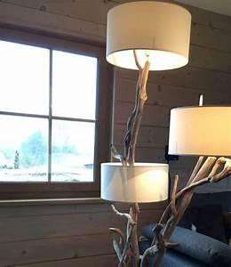 Treibholz Lampe Decke : treibholz lampen 22 elegante designer ideen beleuchtung deko feiern zenideen ~ Frokenaadalensverden.com Haus und Dekorationen