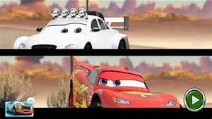 Cars Lightning Mcqueen Race Game U0026quotlightning Speed