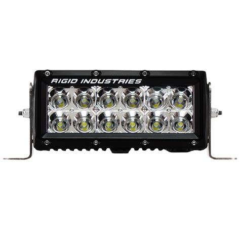 e series 6 quot led light bar flood