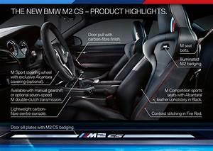 2020 Bmw M2 Cs Coupe Price Announced
