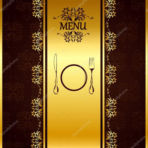 hotel menu card designs