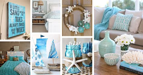 Decoration Home Ideas: 33 Best Ocean Blues Home Decor Inspiration Ideas And