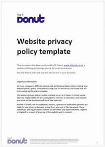 generic privacy policy for website f finfo 2017 With generic privacy policy template