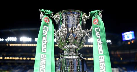 Breaking: Tottenham to face Manchester City in Carabao Cup ...