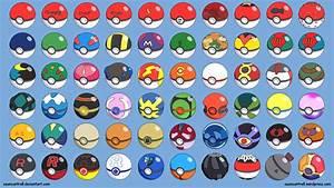 all poke balls