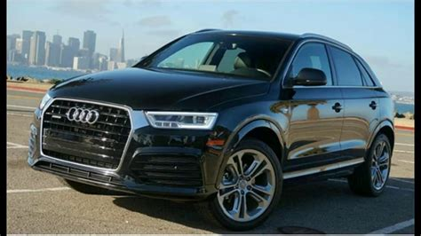 2018 Audi Q3 Exterior, Interior, Drive On The Road Youtube