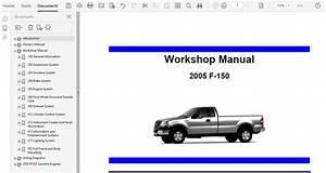 2005 Ford F150 Repair Manual