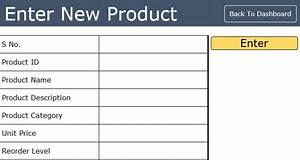 ready to use excel inventory management template free With data item description template